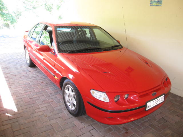 Picture of 1997 Ford Falcon