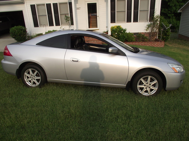 2004 honda accord two door