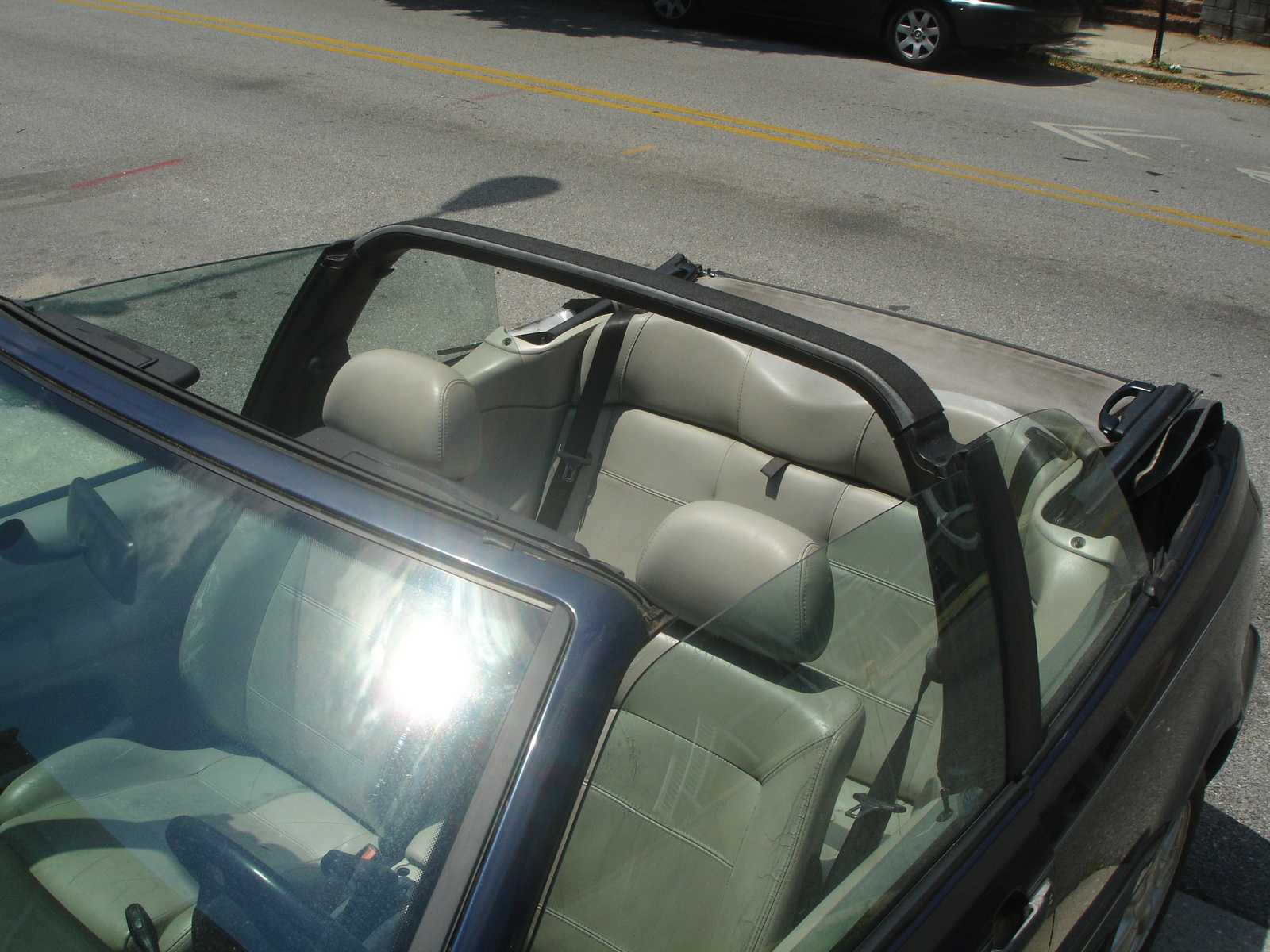 Picture of 1997 Volkswagen Cabrio 2 Dr STD Convertible