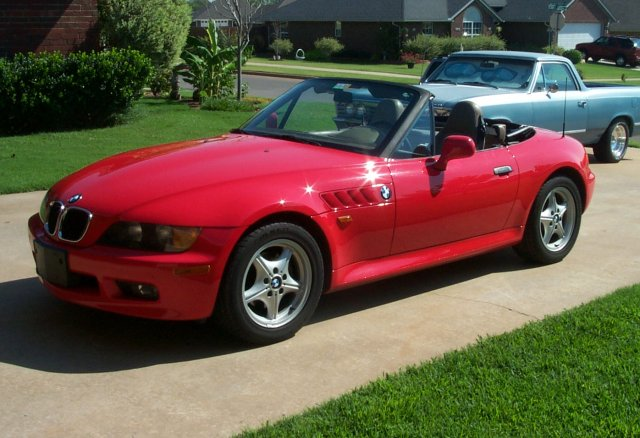 1996 Bmw Z3 Pictures Cargurus