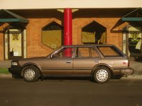 1986 Nissan Maxima Picture Gallery