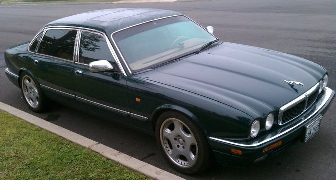 1996 Jaguar XJ-Series 4 Dr XJ12 picture