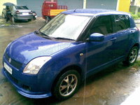 Picture of 2005 Suzuki Swift, exterior