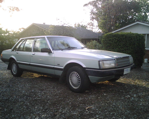Picture of 1987 Ford Fairlane, exterior