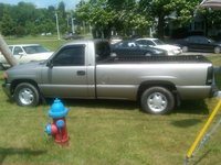 Picture of 1999 GMC Sierra 1500 SL Standard Cab LB, exterior, gallery_worthy