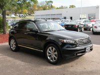 2008 Infiniti FX45 AWD, Picture of 2008 Infiniti FX45 Base AWD, exterior