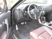 2008 Infiniti FX45 AWD, Picture of 2008 Infiniti FX45 Base AWD, interior