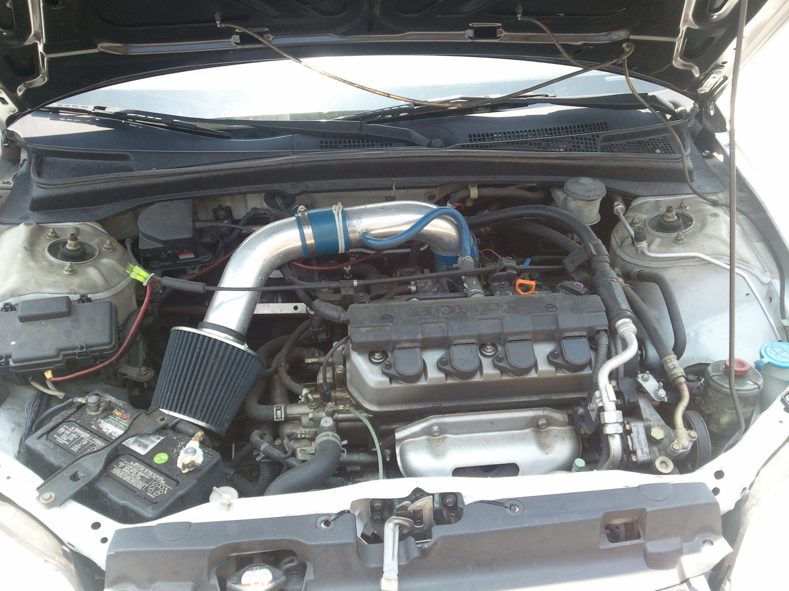 2001 Honda Civic Lx Sedan Engine Specs