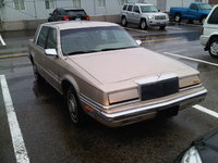 1990 Chrysler New Yorker Landau, A picture of it as purchased, exterior, gallery_worthy