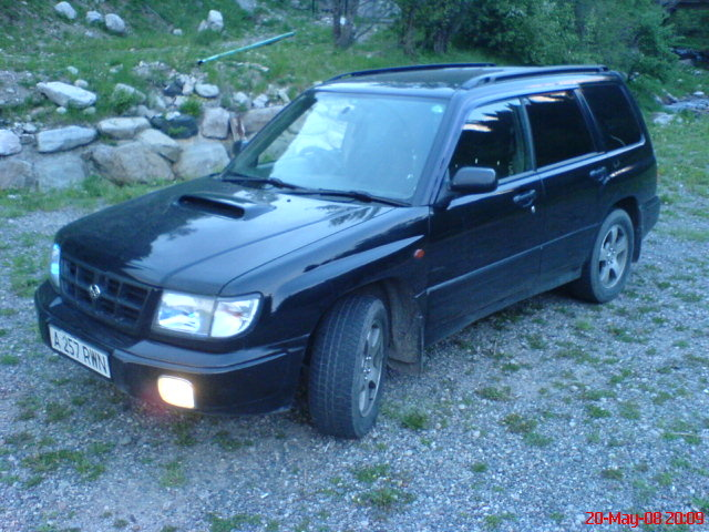 Picture of 1998 Subaru Forester