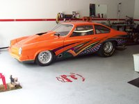 1975 Chevrolet Vega, S/P race car., exterior