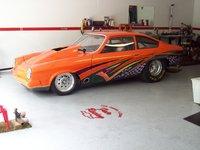 1975 Chevrolet Vega, S/P race car., exterior