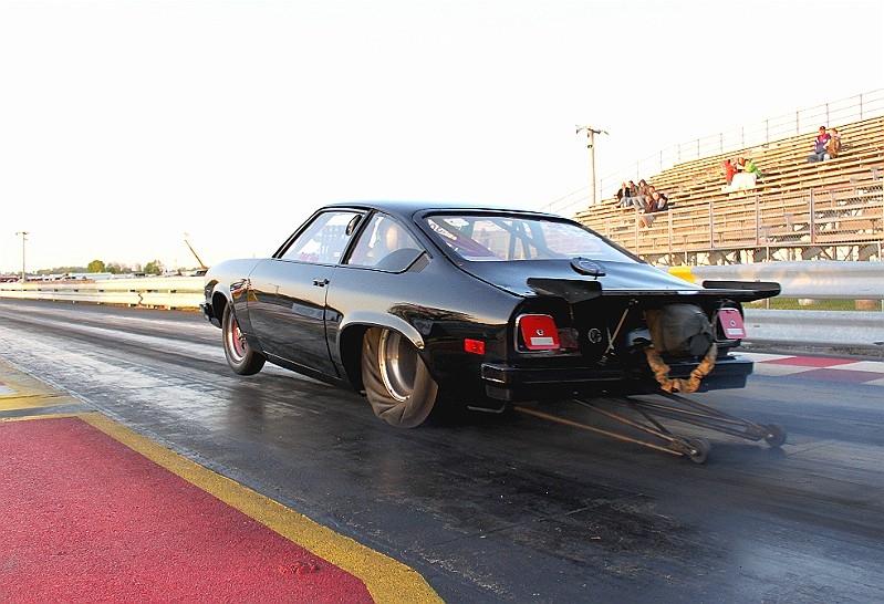 Chevy Vega Drag Car