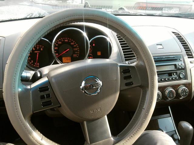 2005 Nissan Altima 3.5 Se R >> 2005 Nissan Altima - Interior Pictures - CarGurus