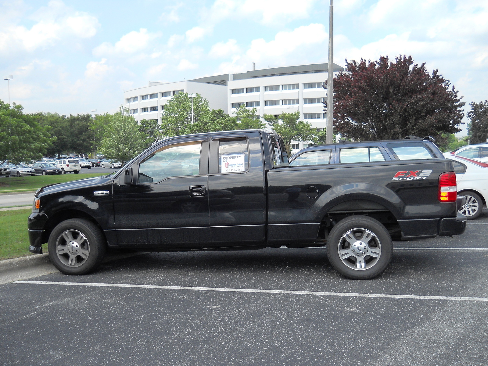 2007 ford f 150 - photo #33