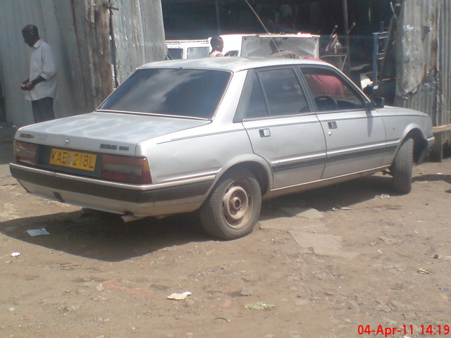 Picture of 1986 Peugeot 505