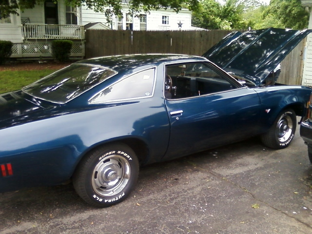 74 chevelle ss rally rims no replaced panels no rot clean