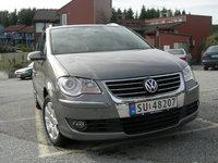2007 Volkswagen Touran picture, exterior