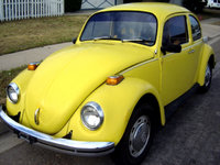 1972 Volkswagen Super Beetle, BUGGALOU '72 VW SUPER BEETLE!, exterior