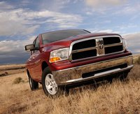 2011 Ram 1500, Front View. , exterior, manufacturer, gallery_worthy