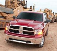 2011 Ram 1500, Front View. , exterior, manufacturer