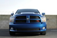 2011 Ram 1500, Front View., exterior, manufacturer, gallery_worthy