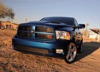 2011 Ram 1500, Front View, exterior, manufacturer