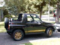 Picture of 1990 Suzuki Sidekick 2 Dr JX 4WD Convertible, exterior, gallery_worthy