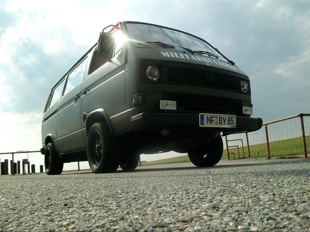 Picture of 1986 Volkswagen Caravelle