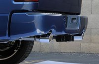 2011 Ram 1500, Close-up of bumper. , exterior, manufacturer