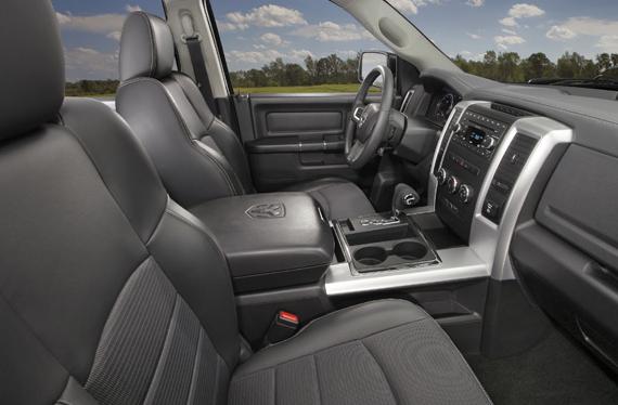 2011 Ram 1500, Front Seat. , interior, manufacturer