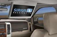 2011 Ram 2500, Back Seat view. , interior, manufacturer