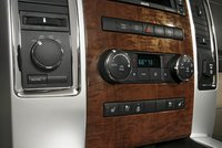 2011 Ram 1500, Close-up of stereo. , interior, manufacturer