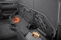 2011 Ram 1500, Back seat storage. , manufacturer, interior