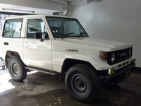 Picture of 1988 Toyota Land Cruiser, exterior