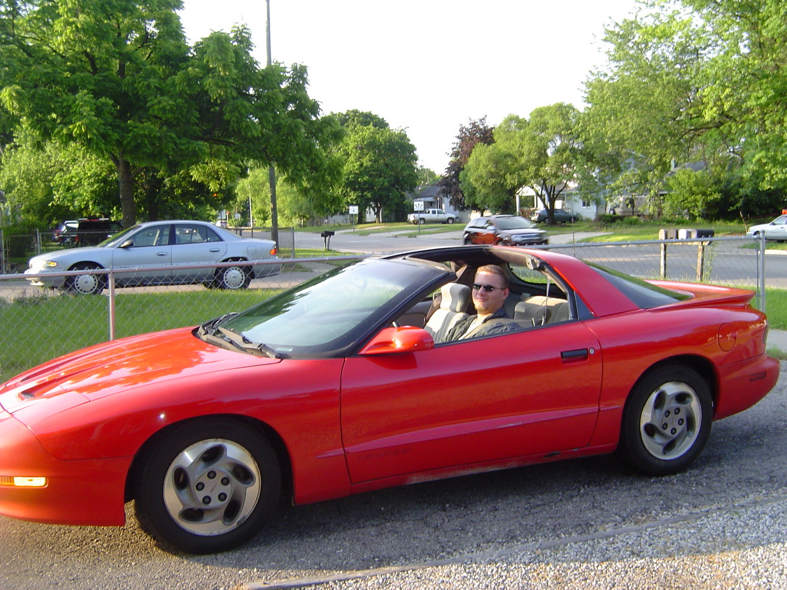 My grandson just bought a '95 Firebird! Does anyone know where the fuel  filter is?
