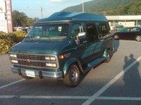 1993 Chevrolet Chevy Van 3 Dr G20 Cargo Van, The Party Van, exterior