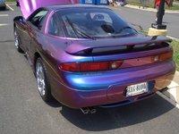 1995 Mitsubishi 3000GT 2 Dr STD Hatchback picture, exterior