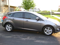 Picture of 2012 Ford Focus SE Hatchback, exterior, gallery_worthy