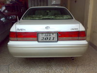 1998 Toyota Crown Overview