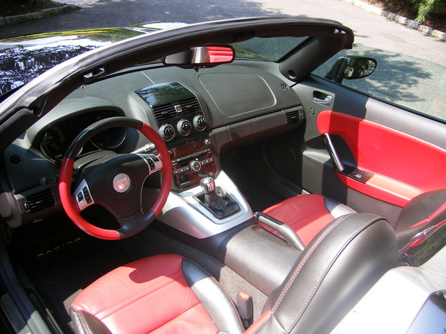 Picture of 2008 Saturn Sky Red Line, interior, gallery_worthy