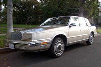 1989 Chrysler New Yorker Picture Gallery