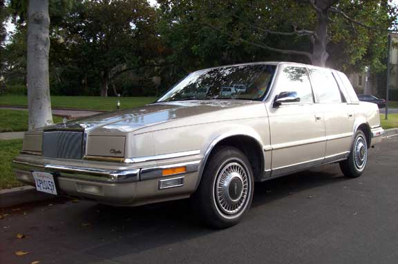 What obsolete feature on older cars do you miss on modern for 1990 chrysler new yorker salon