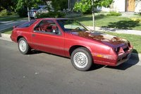 1984 Chrysler Laser Picture Gallery