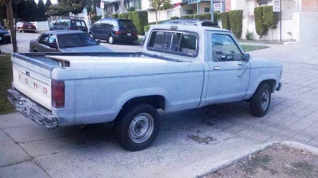 frankyb's 1983 Ford Ranger