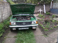 1978 Opel Ascona Overview