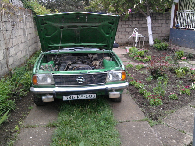 Picture of 1978 Opel Ascona