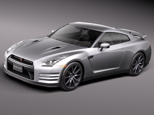 Picture of 2011 Nissan GT-R