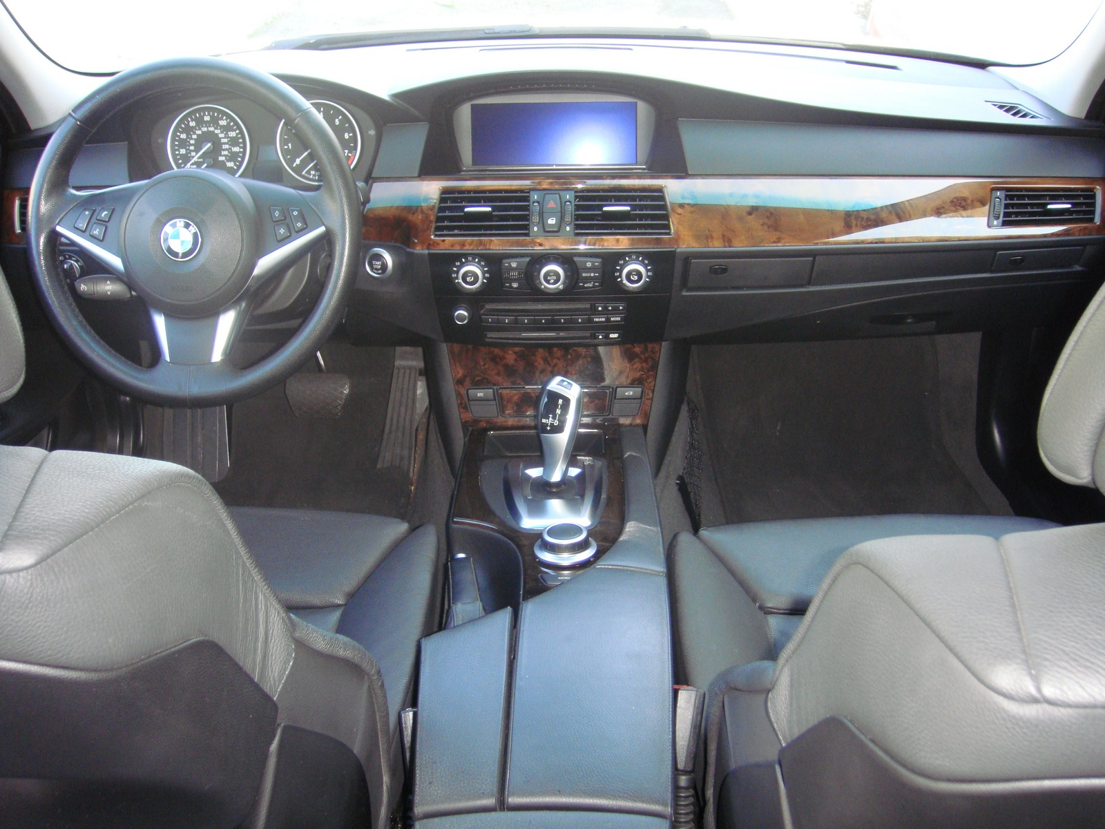 2008 Bmw 5 Series Interior Pictures Cargurus
