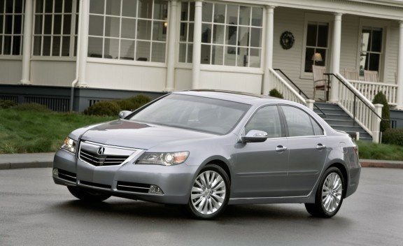 Picture of 2011 Acura RL
